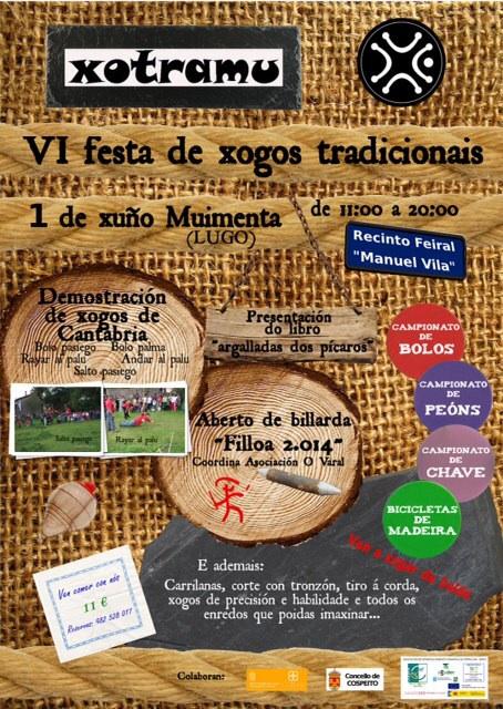 VI  Festa de xogos tradicionais